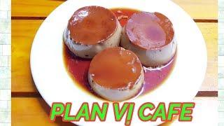 Bánh Flan Cafe || Cách làm thơm ngon, không tanh, không rổ ||Thanh Tâm Food