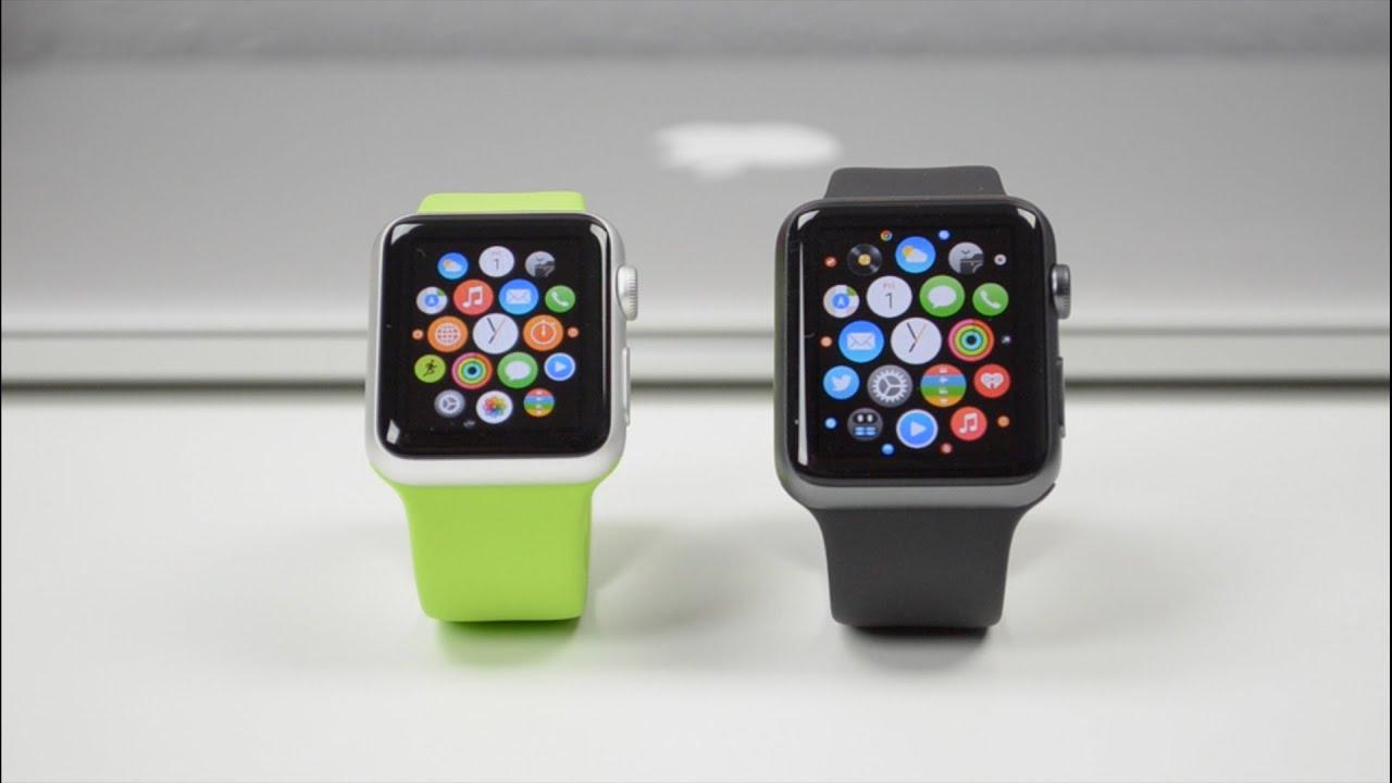 Apple watch series 3 в корпусе 38 мм подойдёт обладателям тонких запястий, 42 мм — выбор тех, кому нужны крупные часы и хорошая читаемость экрана.