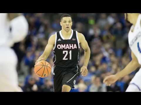 Zach Jackson 33 PTS Omaha Mavericks Vs Montana State | 11/24/18 | Next Ones |