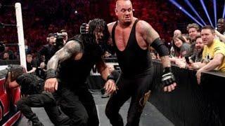 Undertaker vs Roman Reigns - WWE