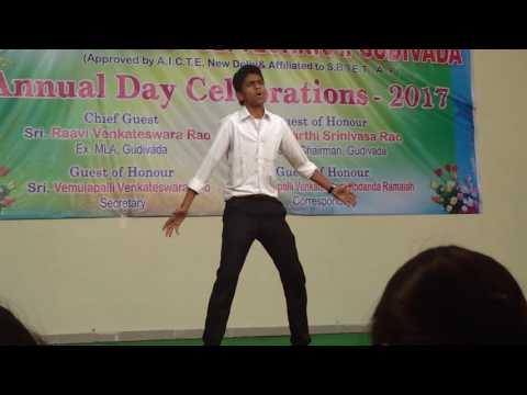 My love is gone dance of pandu