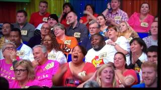 Price Is Right Crazy Audience