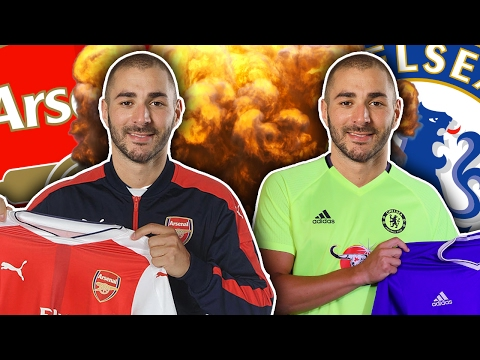 Real Madrid To Offload Karim Benzema To Arsenal Or Chelsea?! | Transfer Talk