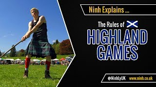 The Rules Of Scottish Highland Games   Explained!
