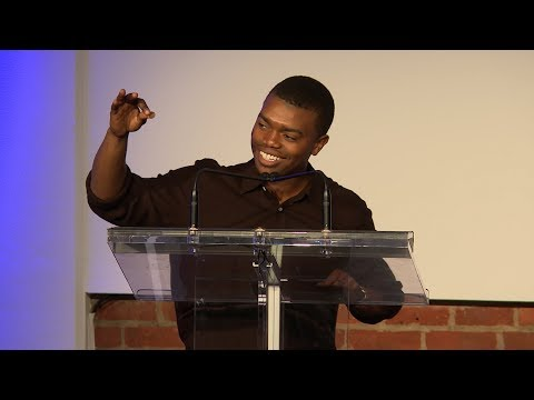 Marc John Jefferies  Keynote  Here Are All The Black People