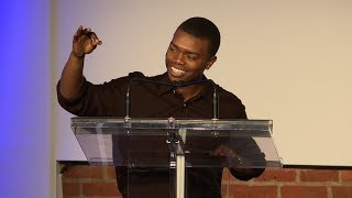 Marc John Jefferies Opening Keynote - Here Are All The Black People