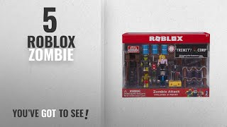 Top 10 Roblox Zombie [2018]: Roblox Zombie Attack Playset