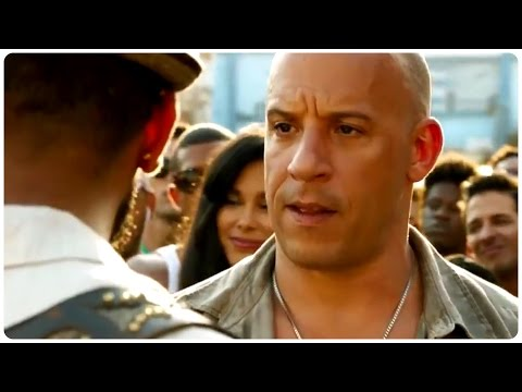 """Fast and Furious 8 """"Ready to Race"""" Movie Clip + Trailer (2017) 