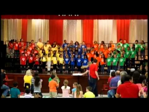 Harp Elementary School | Kindergarten Celebration | May 5, 2015