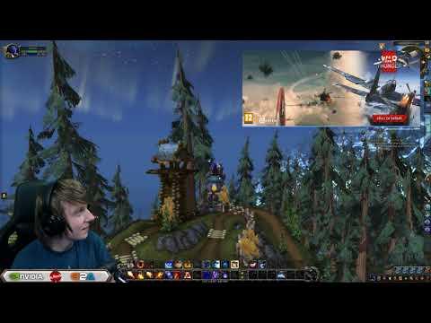 JEDYNY CZŁOWIEK... KTÓRY LUBI VR - World of Warcraft: Legion