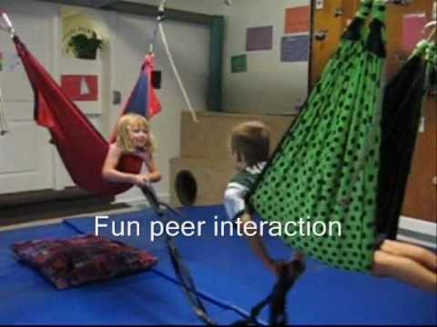 Sensory integration therapy pediatric occupational therapy youtube