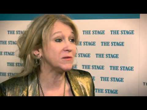 Sonia Friedman at The Stage Awards 2016