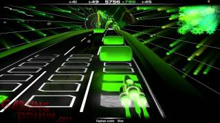Audiosurf Review and Gameplay
