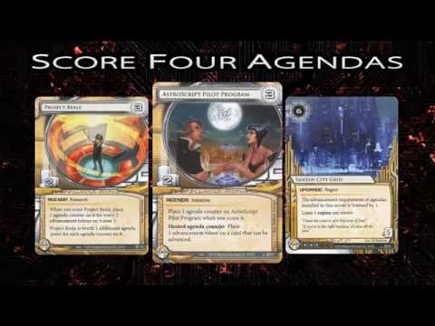 Principles Of Corp Deckbuilding: Winning And Defending