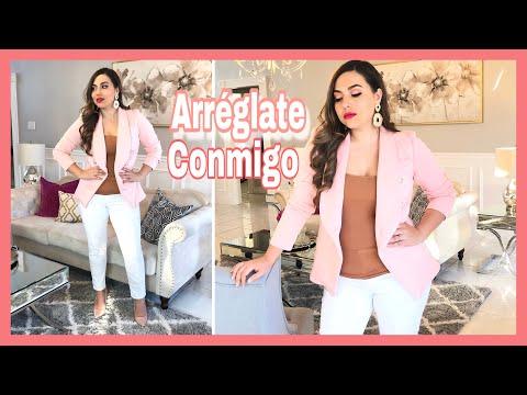 ARREGLATE CONMIGO, CASUAL Y BONITA 2019 moda