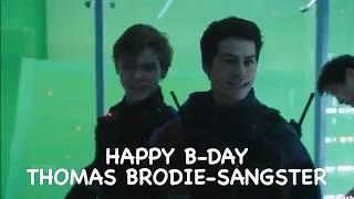 Thomas Brodie-Sangster | Symphony