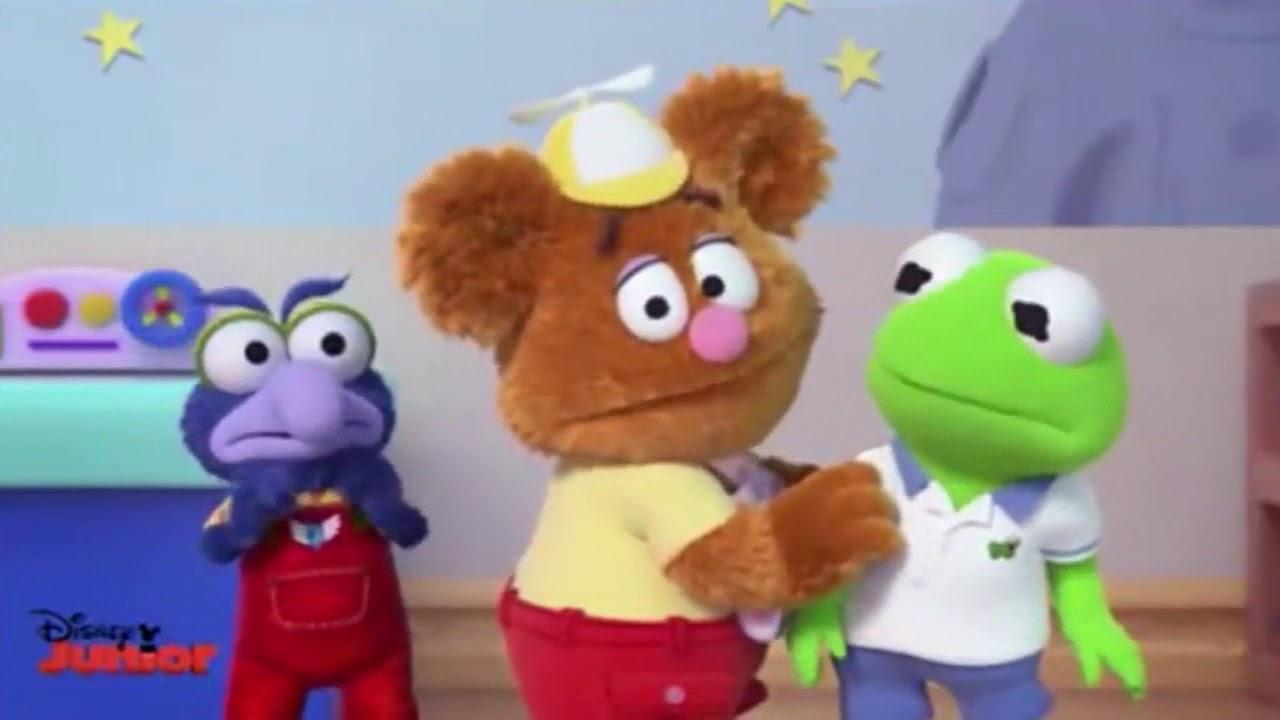 Muppet Babies Rescatando A La Princesa Disney Junior Dibujos