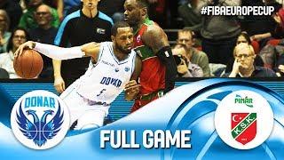 Donar Groningen v Pinar Karsiyaka - Full Game - FIBA Europe Cup 2019