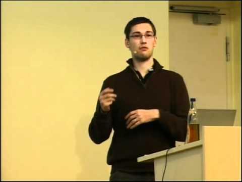 24C3: haXe (hacking a programming language)
