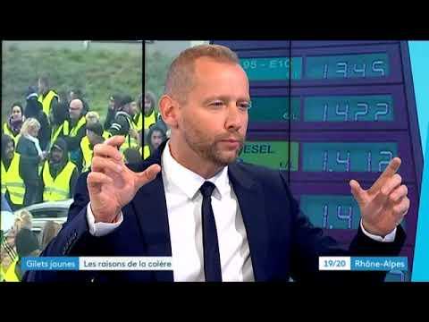 Gilets jaunes : l'analyse de l'expert en transports Yves Crozet
