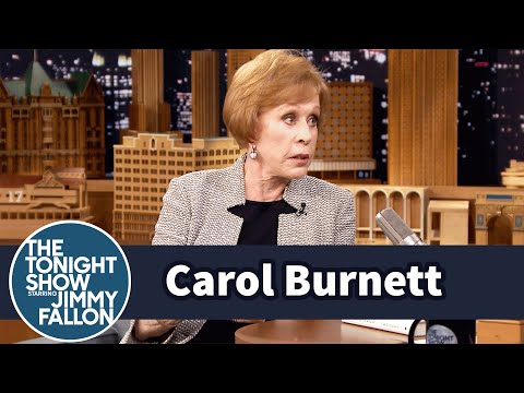 Carol Burnett Didn't Break Character During Earthquake with Michael Jackson