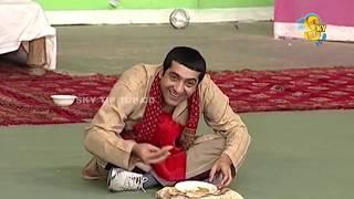 Zafri Khan and Deedar New Stage Drama Full Comedy Clip 2017