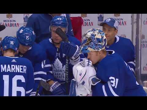 (Full Overtime + Shootout) Vegas Golden Knights vs Toronto Maple Leafs - 11/06/17