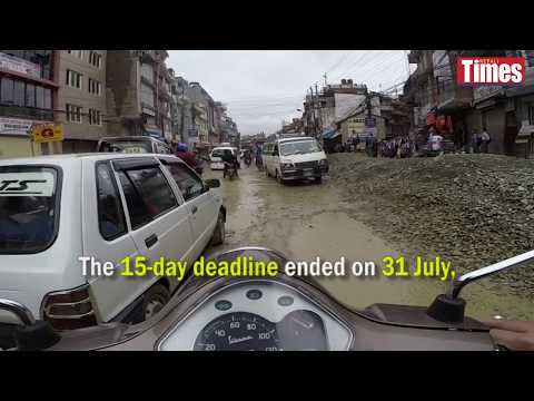 Travel with GoPro in Kathmandu