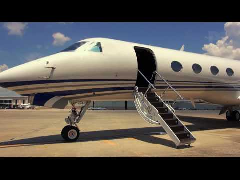 Pilot Report: Flying the Gulfstream G550