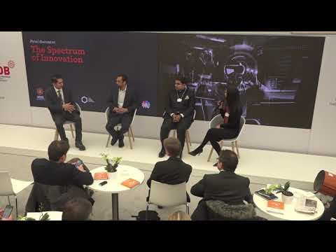 Raj Ganguly at Technologies for Tomorrow Davos 2019 #3