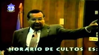 ¡La Santa Cena!│Pstr Gral. Dr. Edgar López Bertrand (Toby)