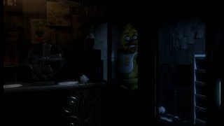 Five Night's at Freddy's REBORN Night 3-4