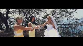 Свадьба в Италии от