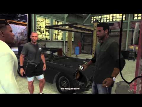 Grand Theft Auto V - Devin Weston