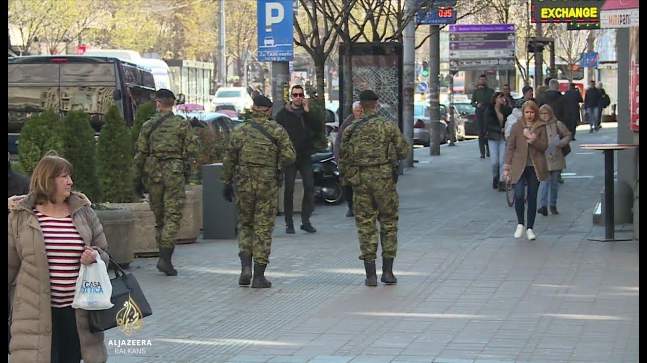 Vanredno Stanje U Srbiji