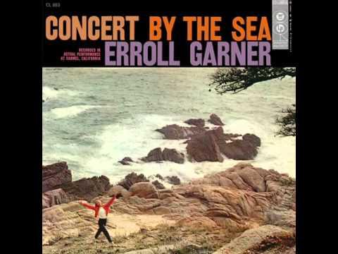 """Erroll Garner Trio in Carmel - """"CONCERT BY THE SEA"""", Side A"""