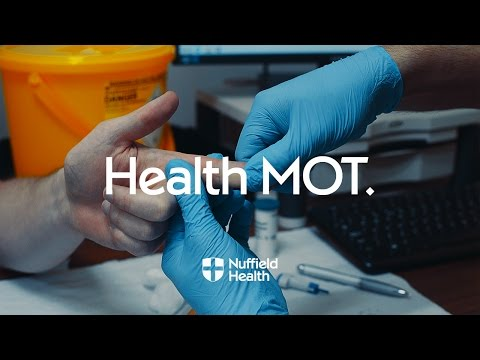 What is the Health MOT? | Nuffield Health