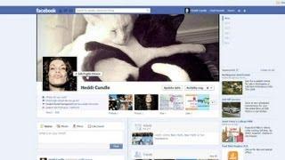إضافة صور الخلفية على Facebook : Facebook نصائح