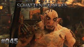 Mittelerde: Schatten des Krieges #045 - Snafu der Schamlose - Let's Play Mittelerde Deutsch / German