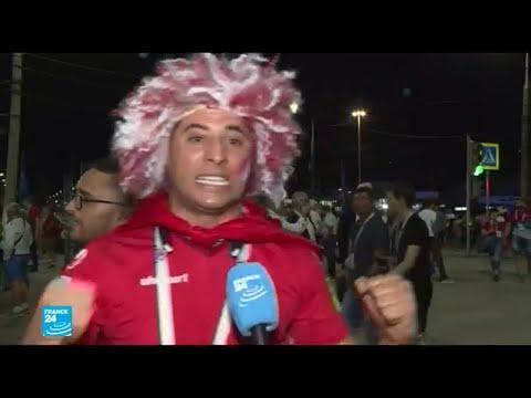 تونسيون يعلقون على خسارة منتخبهم أمام إنكلترا