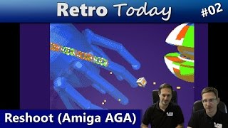 RetroToday #02: Reshoot (Amiga AGA)