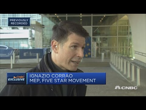 Italian MEP: European Commission must change its attitude | Street Signs Europe