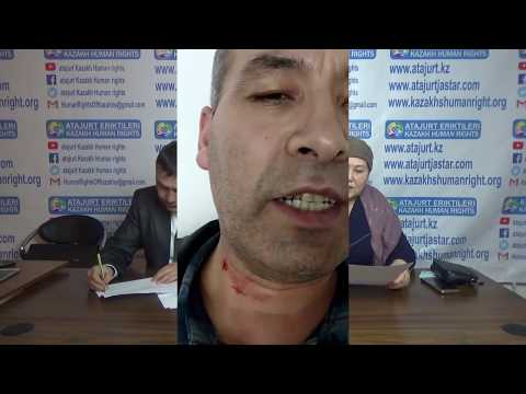 Another ethnic Kazakh's life is in Danger