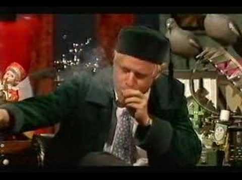 Boris Johnson Room 101 Smoking