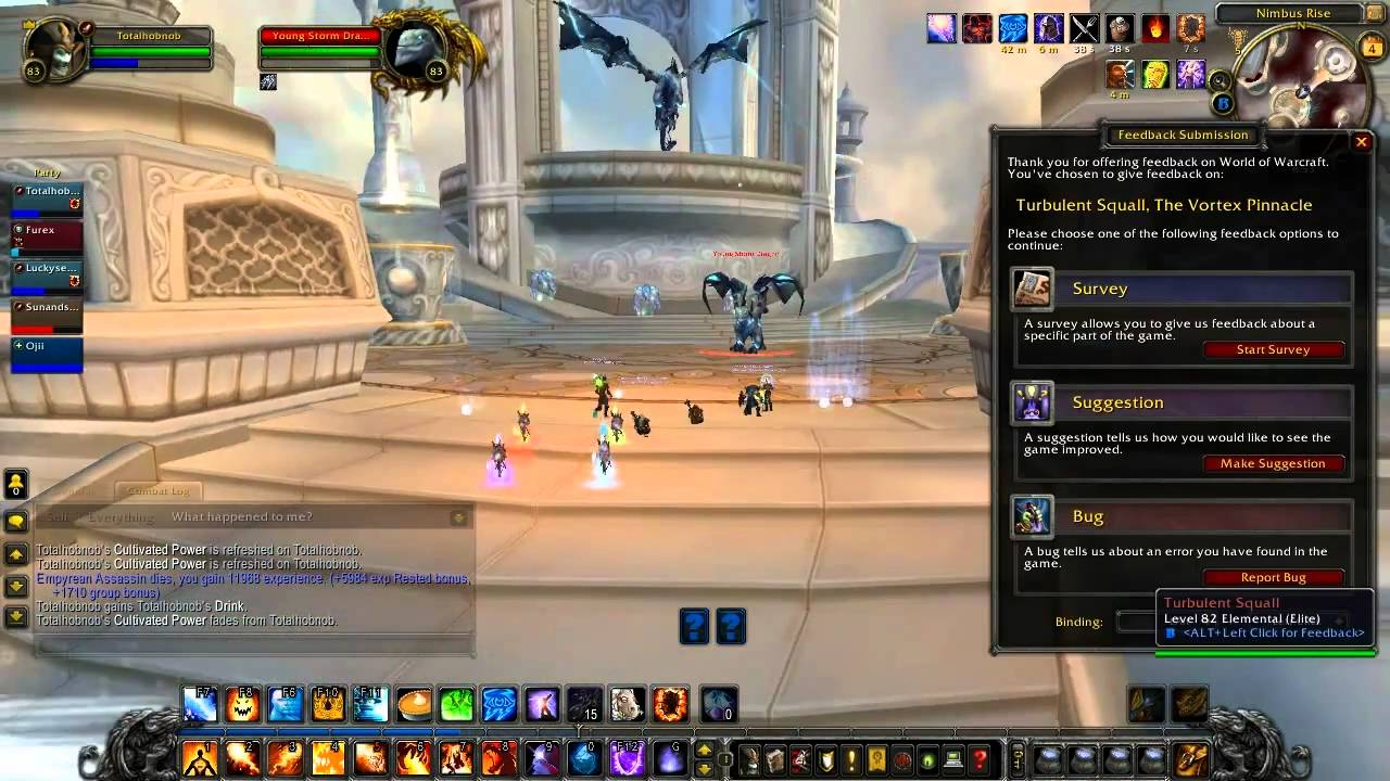 Heroic Vortex Pinnacle Walkthrough - World of Warcraft ...