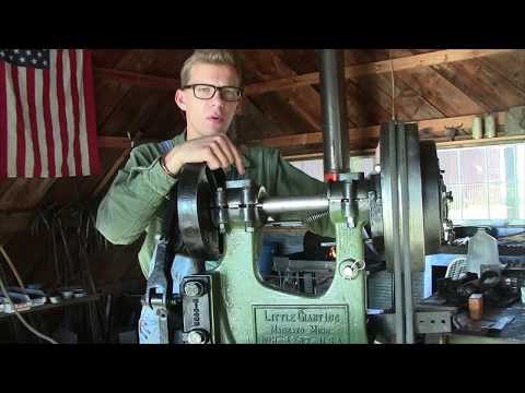 How Not to Pour Babbitt Bearings - How Babbitt / Friction Bearings Work | Iron Wolf Industrial