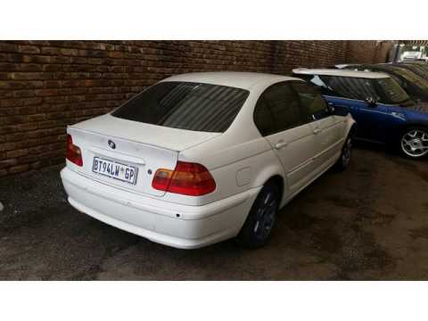 2003 BMW 3 SERIES 320d E46 NON RUNNER Auto For Sale On Trader South Africa