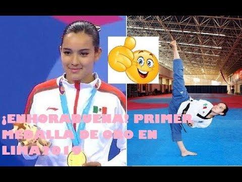Paula Fregoso (MEX) Gana ORO En Poomsae Individual Femenino Juegos Panamericanos 2019