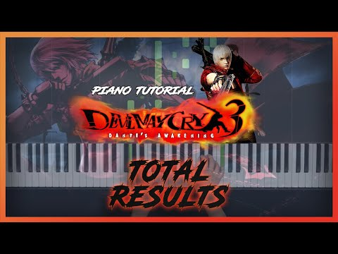 "How to play ""TOTAL RESULTS"" from Devil May Cry 3 