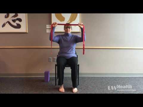 Chair Yoga 1